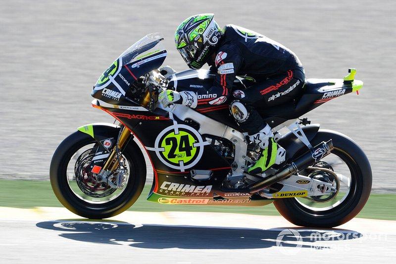 Чемпіон Moto2 2010 року