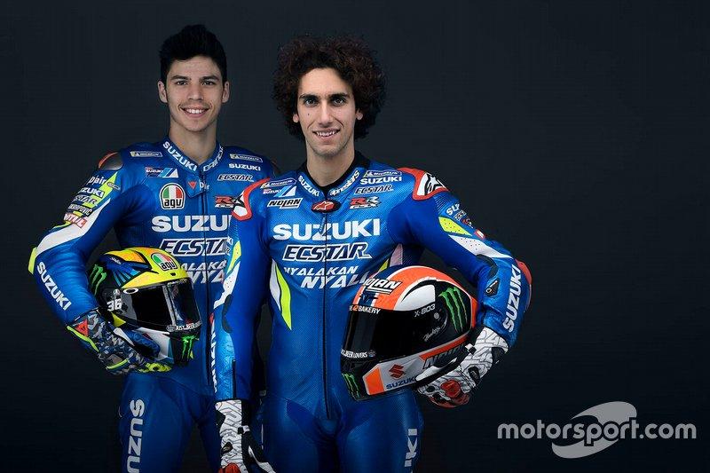 Алекс Ринс, Team Suzuki MotoGP, Хоан Мир, Team Suzuki MotoGP