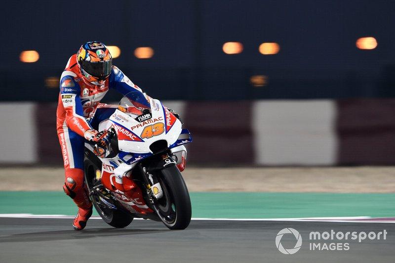 №43. Джек Миллер (Австралия), Alma Pramac Racing, Ducati Desmosedici GP19