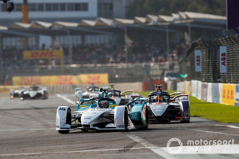 Oliver Turvey, NIO Formula E Team, NIO Sport 004 Robin Frijns, Envision Virgin Racing, Audi e-tron FE05
