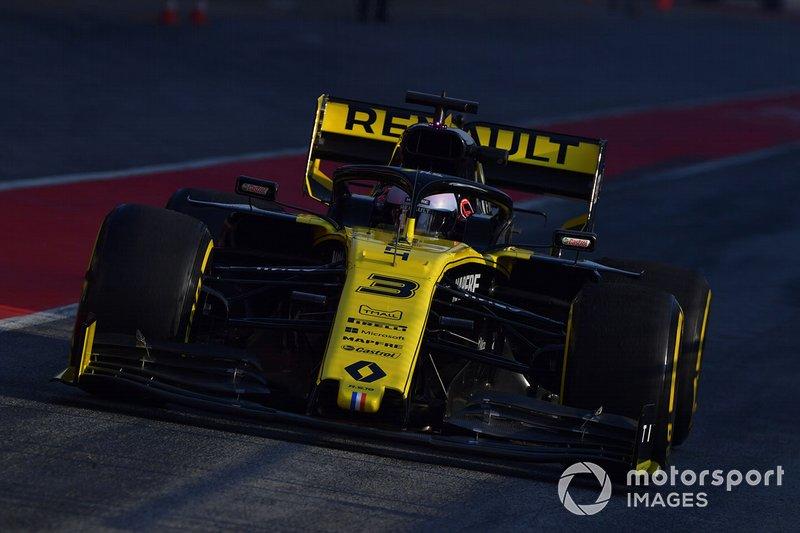 5. Daniel Ricciardo: 1:17.785