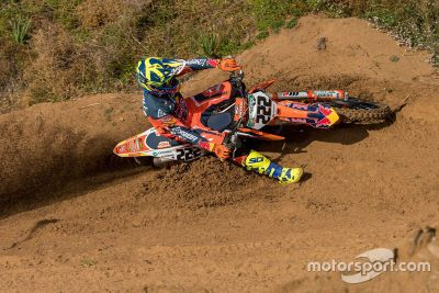 KTM MXGP Factory Racing presentation