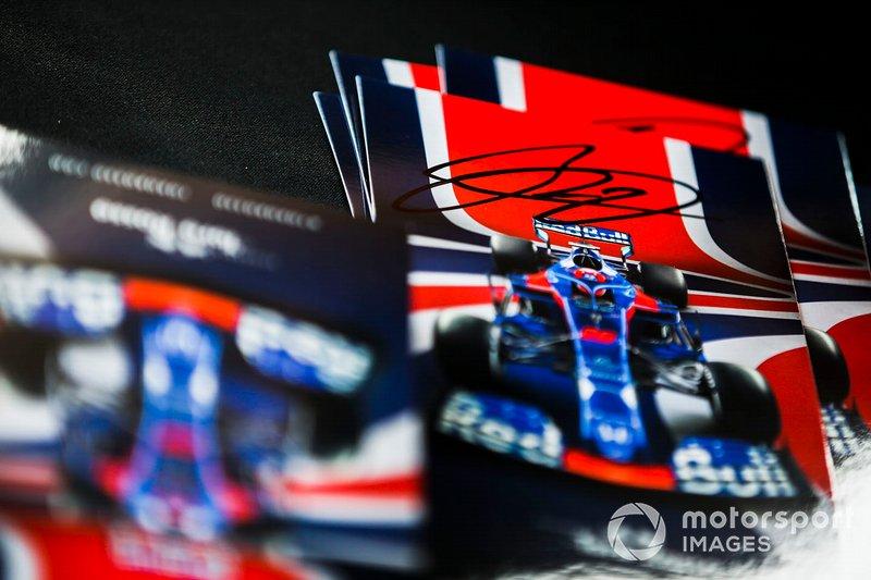 Даниил Квят, Toro Rosso