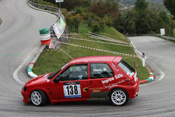 Lorenzo Piazza, Peugeot 106, Halley Racing Team