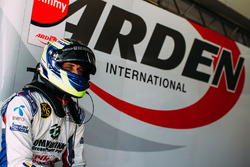 Jimmy Eriksson, Arden International