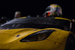 Автомобіль-переможець в класі GTLM #4 Corvette Racing Chevrolet Corvette C7.R, деталь