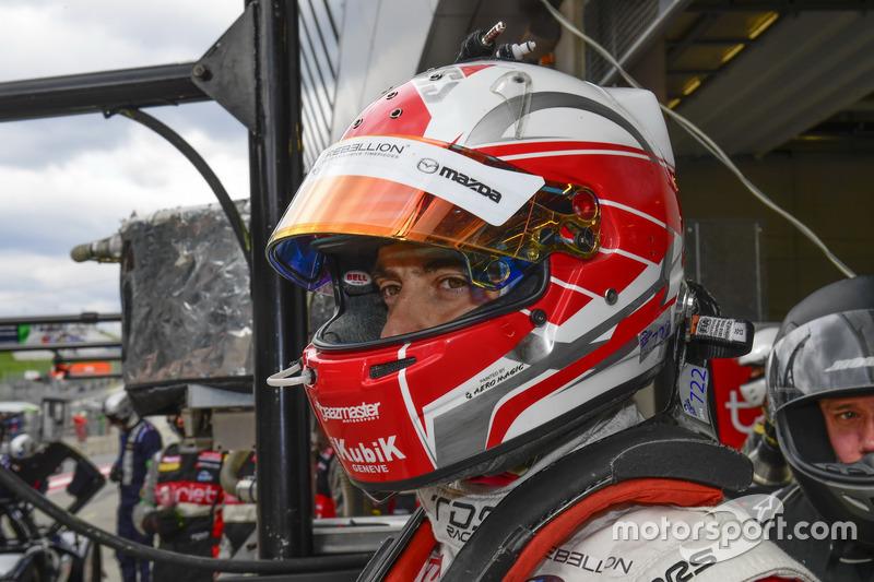#46 Thiriet by TDS Racing Oreca 05 - Nissan: Mathias Beche