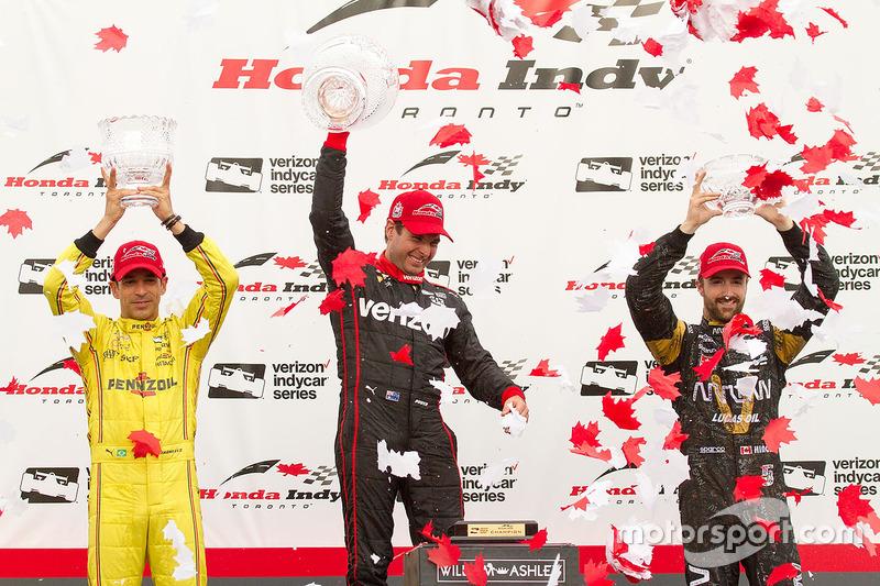 IndyCar – «торонтська рулетка»