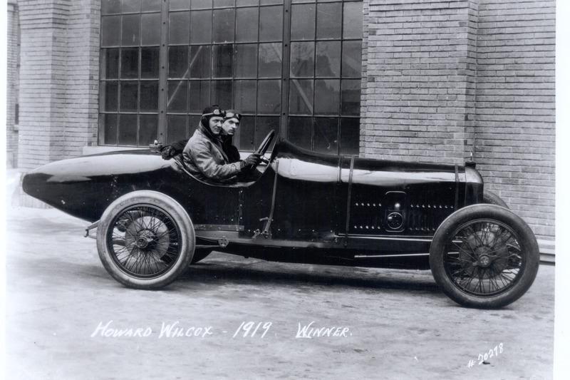 1919: Howdy Wilcox (1917 en 1918 geen Indy 500; Eerste Wereldoorlog)