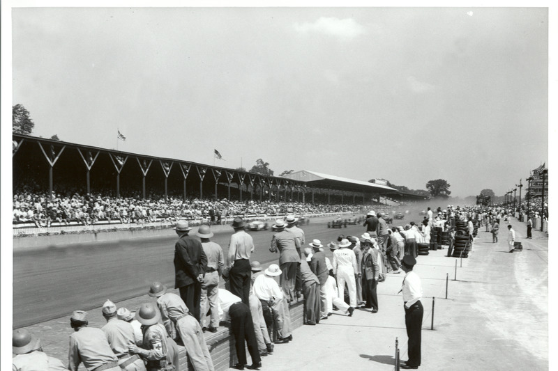 1946: Start zum Indy 500