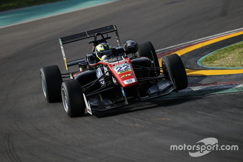 Joel Eriksson, Motopark Dallara F312, Volkswagen
