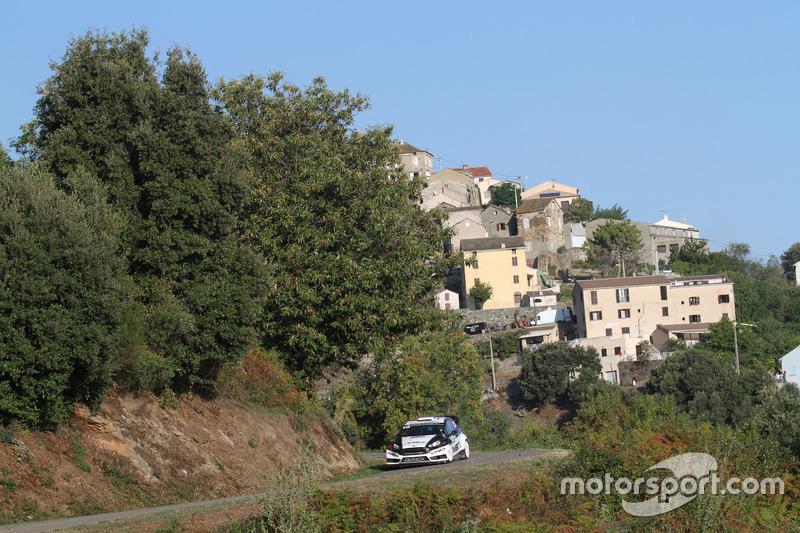 Ott Tanak, Raigo Molder, Ford Fiesta RS WRC, DMACK World Rally Team