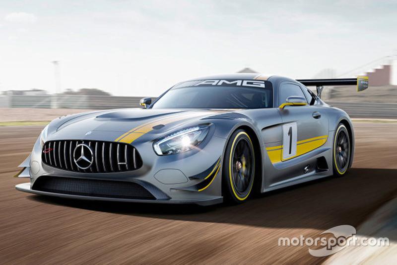 Mercedes AMG-GT3