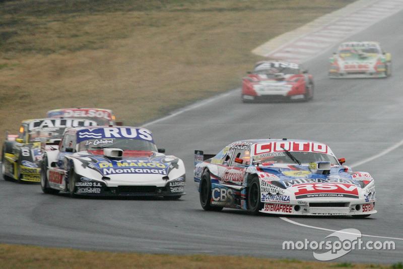 Camilo Echevarria, CAR Racing Chevrolet, Gabriel Ponce de Leon, Ponce de Leon Competicion Ford, Eman
