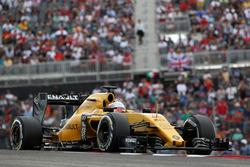Kevin Magnussen, Renault Sport F1 Team RE16