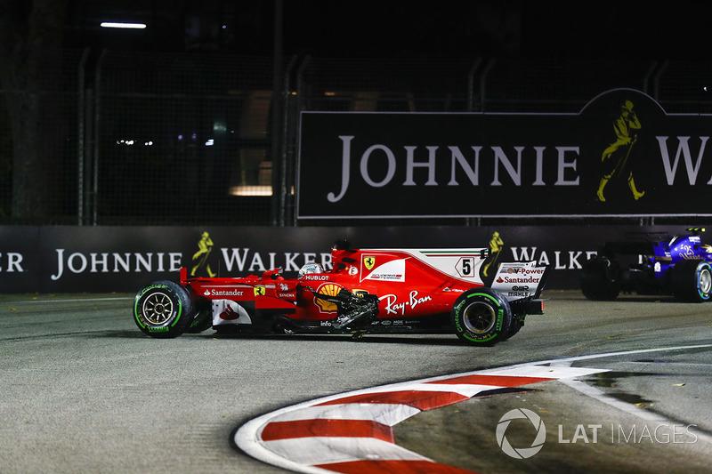 Formule 1 GP de Singapour - Les 25 meilleures photos de la course