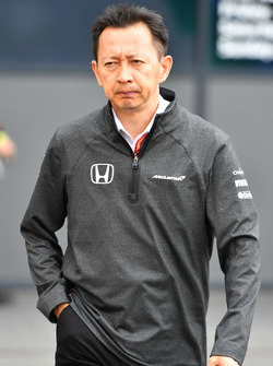 Yusuke Hasegawa, chef de Honda Motorsport