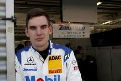 #21 Mercedes-AMG Team Zakspeed, Mercedes-AMG GT3: Luca Stolz