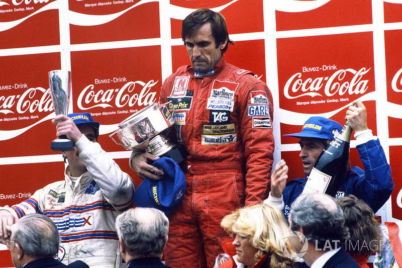 1981: Lotus 81B