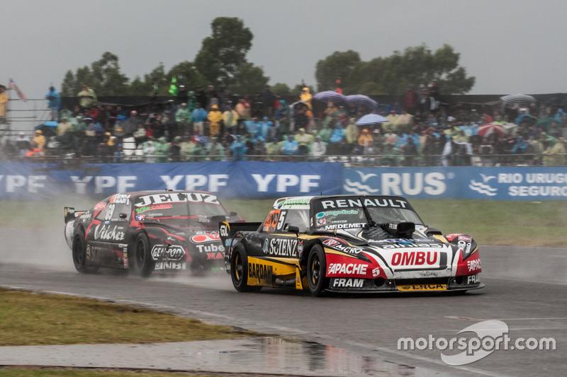 Facundo Ardusso, Renault Sport Torino, Pedro Gentile, JP Carrera Chevrolet