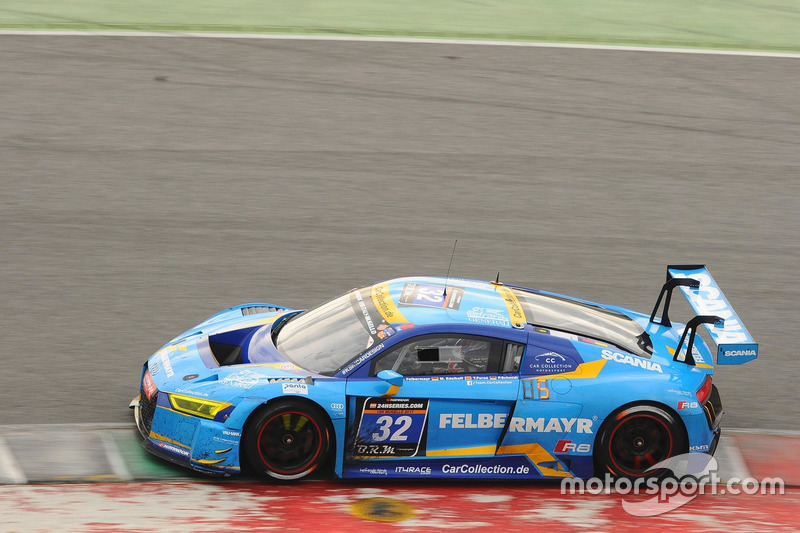 #32 Car Collection Motorsport, Audi R8 LMS: Max Edelhoff, Horst Felbermayr Jr., Toni Forne, Peter Schmidt