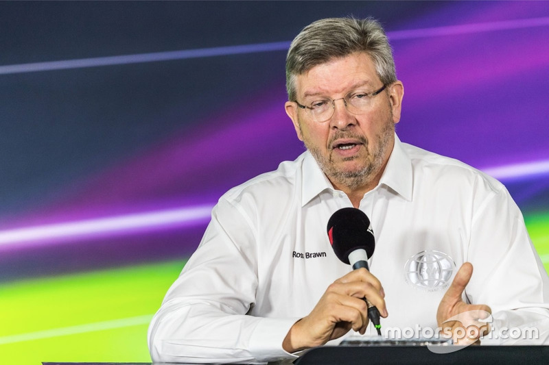 Ross Brawn, Formel-1-Sportchef