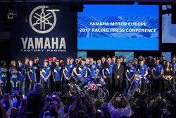 Офіційна прес-конференція Yamaha Motor Europe