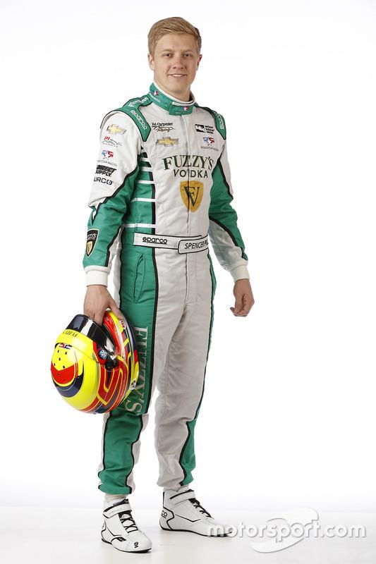 20. Спенсер Пігот, Ed Carpenter Racing Chevrolet
