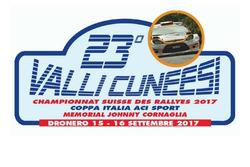 Rally Valli Cuneesi, affiche 2017