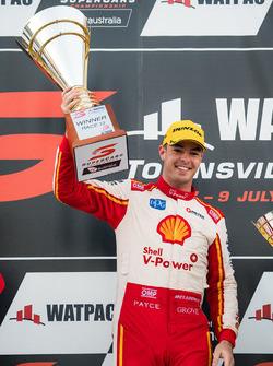 Winner Scott McLaughlin, Team Penske Ford