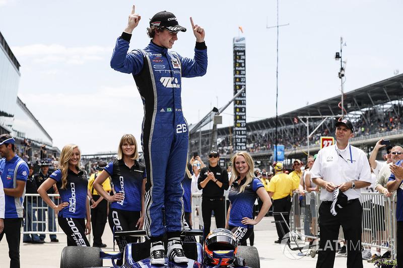 Leist conquistou três vitórias, com destaque para a prova de Indianápolis, que serviu de preliminar para a tradicional e famosa Indy 500.
