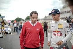 Hans-Jurgen Abt, Audi Sport Team Abt-Sportsline, Mattias Ekström, Audi Sport Team Abt Sportsline, Audi A5 DTM