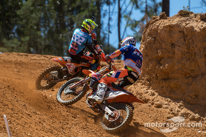 Tony Cairoli y Jeffrey Herlings