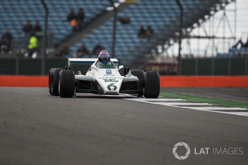 Paul di Resta, Williams FW08B Cosworth
