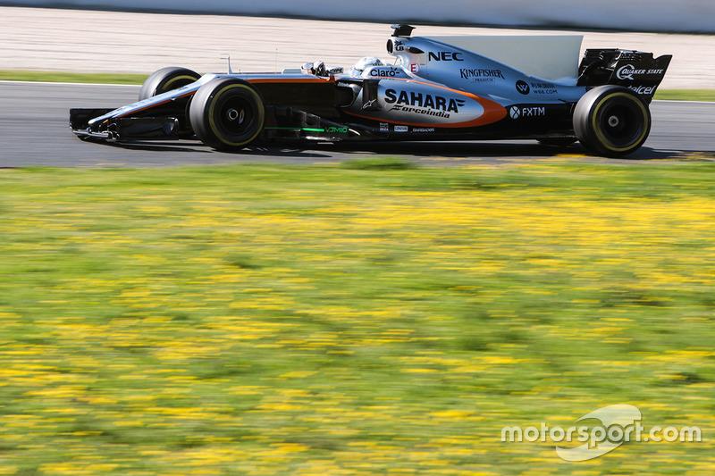 Альфонсо Селис-мл., Sahara Force India F1 VJM10