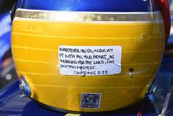 Helm von Chase Briscoe, Brad Keselowski Racing, Ford