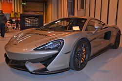 McLaren in esposizione