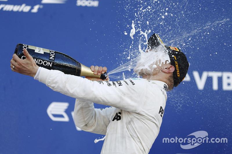 #2: 1. Valtteri Bottas, Mercedes AMG F1