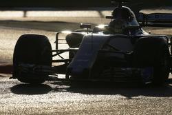 Pascal Wehrlein, Sauber C36-Ferrar