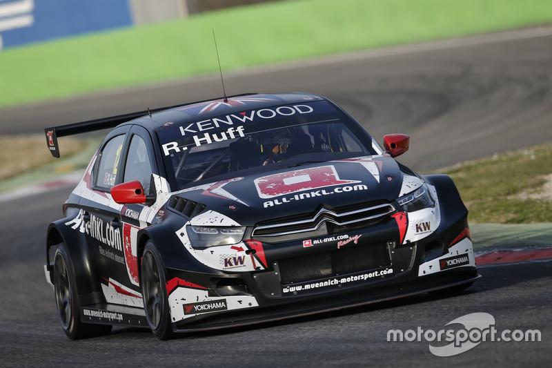 n°9 - Rob Huff, All-Inkl Motorsport, Citroën C-Elysée WTCC