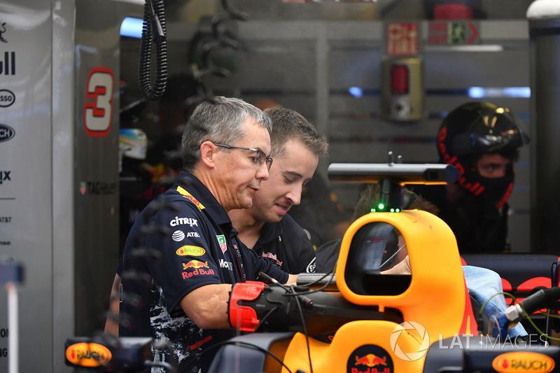 Механіки Red Bull Racing