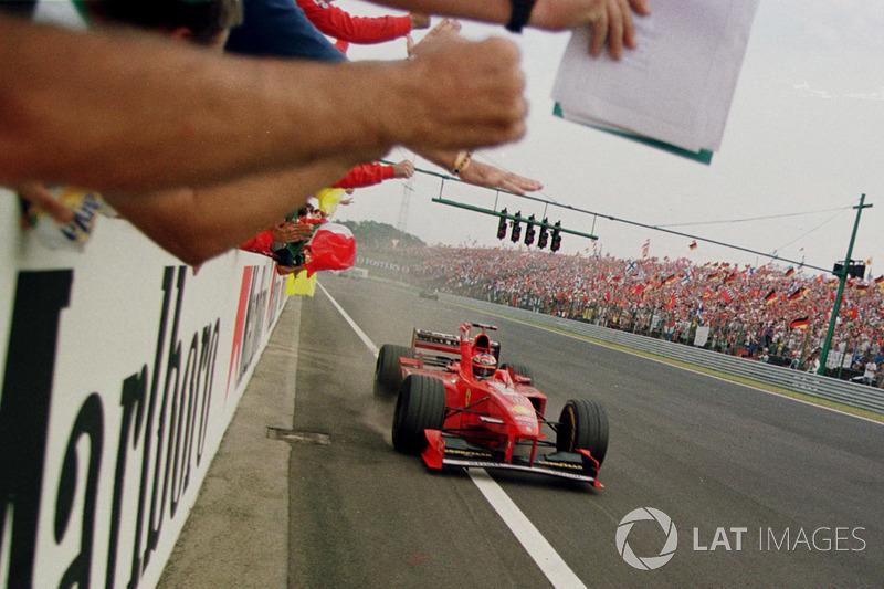 GP de Hungría 1998