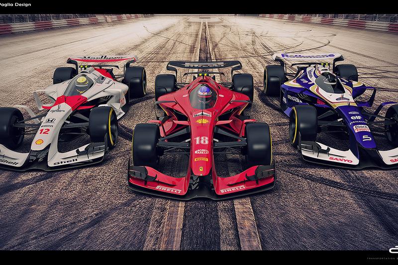 2025 McLaren, Ferrari ve Williams