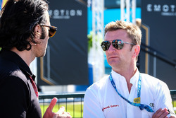 Allan Mcnish, Dario Franchitti