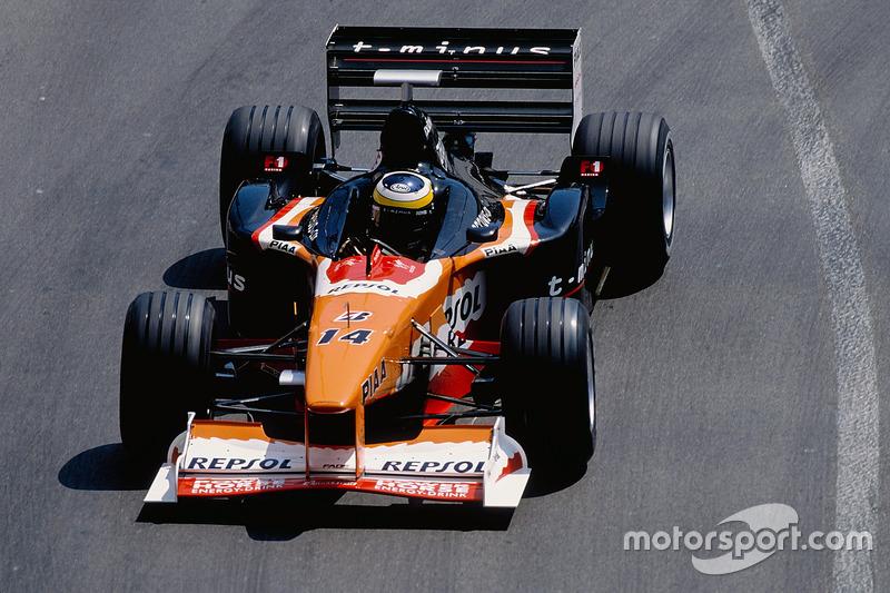 Arrows A20 1999 року