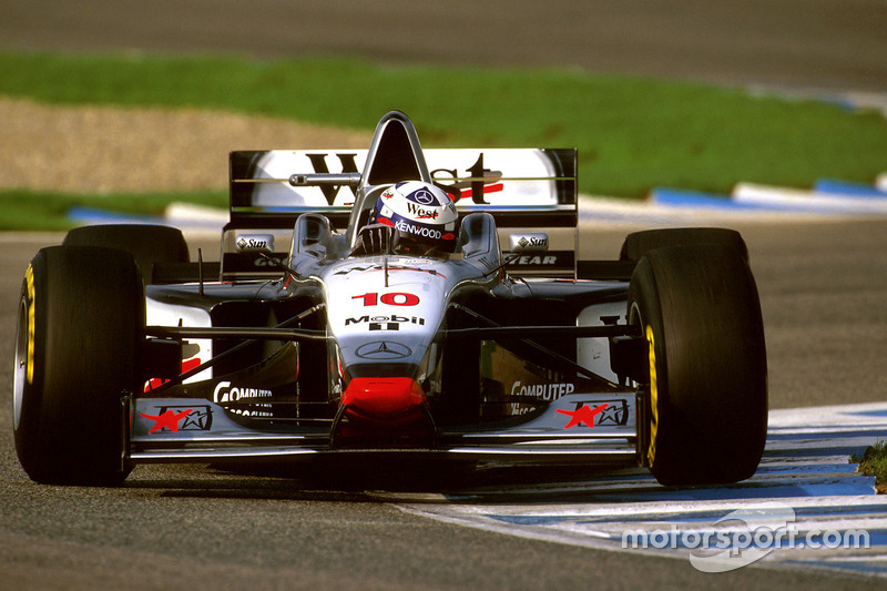 #10 : David Coulthard, McLaren MP4/12