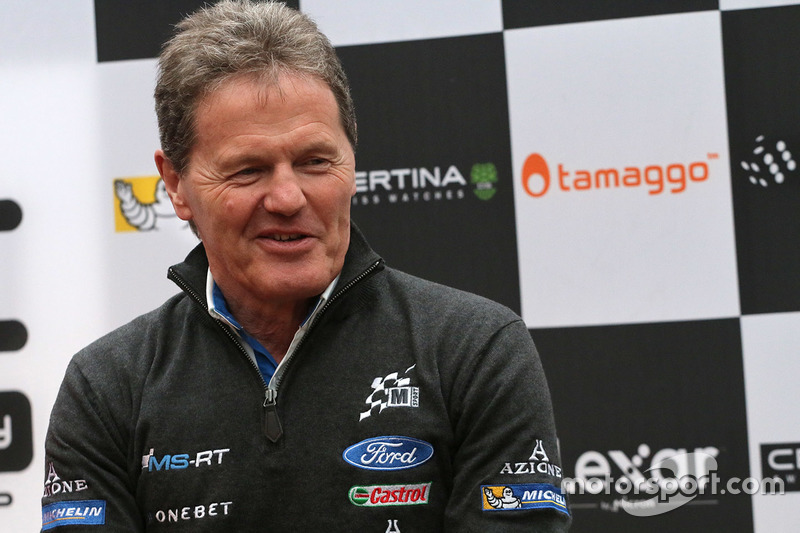 Malcolm Wilson, head of M-Sport
