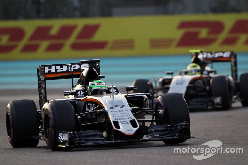 Команда года: Force India