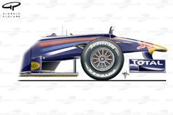 Red Bull RB6 splitter