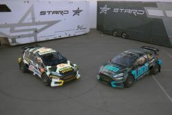 Timur Timerzyanov und  Janis Baumanis, STARD, Ford Fiesta